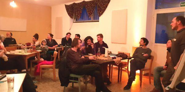 Infocafé am 26.01.2019 – Fragen und Antworten im Ladecafé